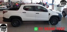 Fiat Nova Strada 1.4 Cabine Dupla Endurance 1.4 Promoção Vendas Diretas da Fábrica