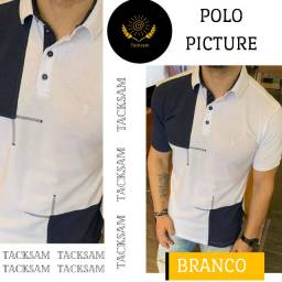 Polo Picture Tamanho G