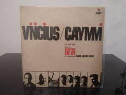 Vinicius/ Caymmi no Zum Zum com o Quarteto em Cy