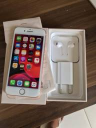 IPhone 8 ouro Rose COMPLETO