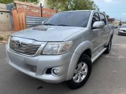 Toyota Hilux SRV 2014 Diesel - Leia a Descrição