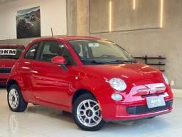 Fiat 500 Cult 1.4 2013 Impecável - Infinity Car