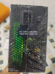 Max 800w pci sata 220v 12v gaming pc power supply atx