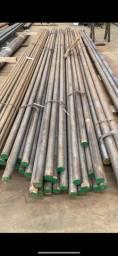Ferro maciço 1045 e 1020