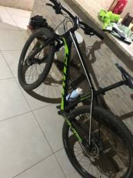 Bike aro 29 scott scale Elite carbono 2018