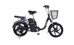 Bicicleta elétrica e-bike semi-nova