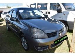 Renault Clio 1.6 authentique 16v flex 2p manual