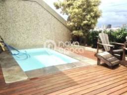 Apartamento à venda com 3 dormitórios em Gávea, Rio de janeiro cod:IP3CB44402