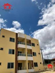 Apartamento com 2 dormitórios à venda, 56 m² por R$ 125.000,00 - Conjunto Jereissati III -