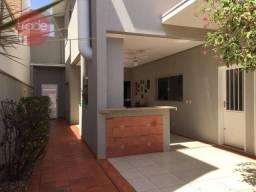 Casa com 4 dormitórios à venda, 207 m² por R$ 744.000,00 - Alto da Boa Vista - Ribeirão Pr