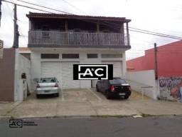 Sobrado e Salão Comercial para Locação Jardim Vila Real Hortolândia-sp