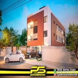 Apartamento com 2 dormitórios à venda, 52 m² por R$ 156.900,00 - Cristo Redentor - João Pe