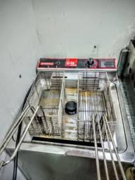 Fritadeira elétrica 110v