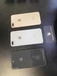 IPhone 8 Plus 64 gb semi novo