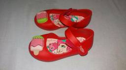 Sapato Boneca Baby Moranguinho