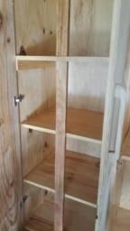 Vendo Guarda roupa novo de madeira