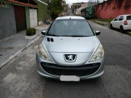 Peugeot 207 completo - 2009