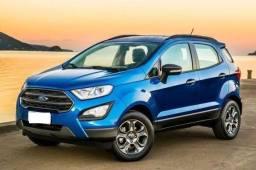 Ford Ecosport Azul Completa Automática 2018 Unico TEL 86 9  * - 2018