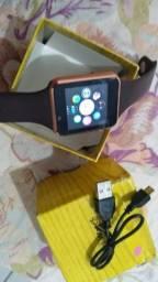 Relógio Inteligente Smartwatch com Bluetooth