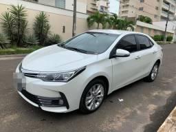Corolla XEI 2.0 Aut. Top de linha 17/18 - 2018