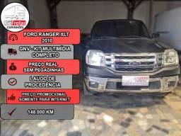Ford Ranger XLT - GNV (IPVA 20 Grátis) - 2010