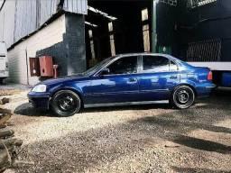 Honda Civic 1.6 16v Ex VTEC - 1999