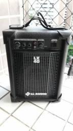 Caixa Amplificadora LL Audio LX 40