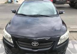 Vendo Corolla XEI 2009 modelo 2010