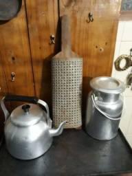 Artigos de cozinha antigos