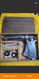 Pistola de vacinação para gado