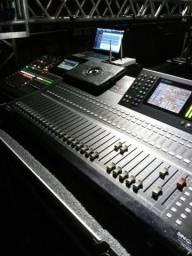Mesa Digital Yamaha Ls9 +placa De Expansão + Case comprar usado  Capela
