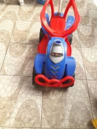 Motoca Carrinho Bebê