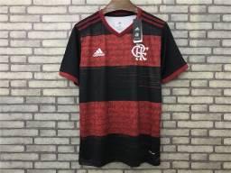 Camisa CR Flamengo 20/21 Torcedor