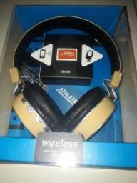 COD: 0608 Fone de Ouvido Sem fio via Bluetooth