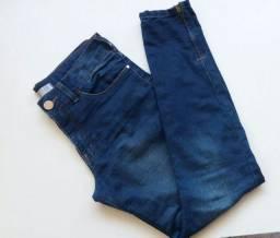 Calça jeans azul escuro YESSIKA