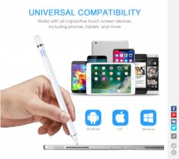 Caneta Stylus Active Android/Ios Capacitivo Touch Screen Tablets/Smartphone/IPad