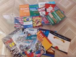 Kit de preparação para o Enem (leia o anúncio)