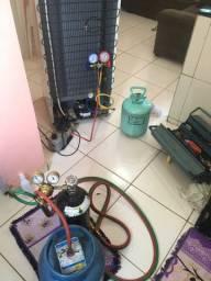Conserto no local de Geladeira e outros , Refrigeração