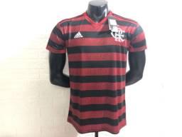 Camisa do Flamengo Rubro Negra 2019 Torcedor
