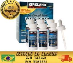 Minoxidil 5% Kirkland - 6 Frascos de 60 ML original promoção