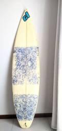"""Prancha de Surf 6'3"""" Renato Larica"""