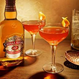 Whisky Chivas Regal Escocês 12 Anos 1 Litro