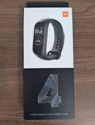 Relógio inteligente Mi Band 4 - Xiaomi ?
