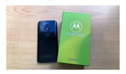 Celular Moto G6 plus índigo 64