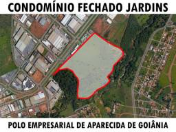 Lote de 215 m² | Novo Condomínio Jardins | Polo Empresarial