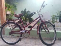 Bicicleta Caloi Poti Feminina Aro 26