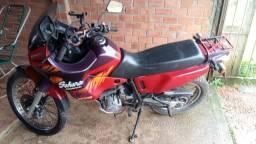 Moto Sahara original