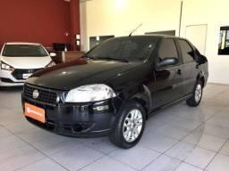 Fiat siena El 2010 completo e com GNV. Financio em até 60 x