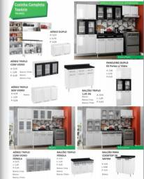 Topázio - Cozinha Completa