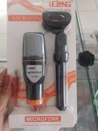 Promoção Microfone Condensador